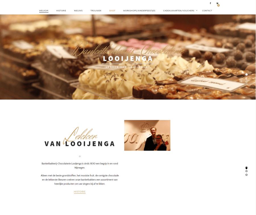 Welkom op onze geheel vernieuwde website!