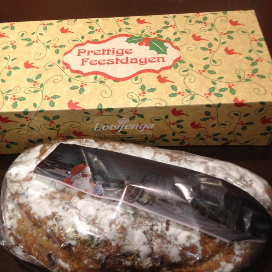 Vanaf 30 november weer in de winkel: Kerststol, speciale samenstelling!