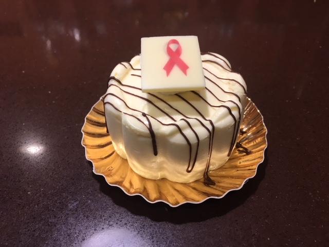Het goede doel: Pink Ribbon!