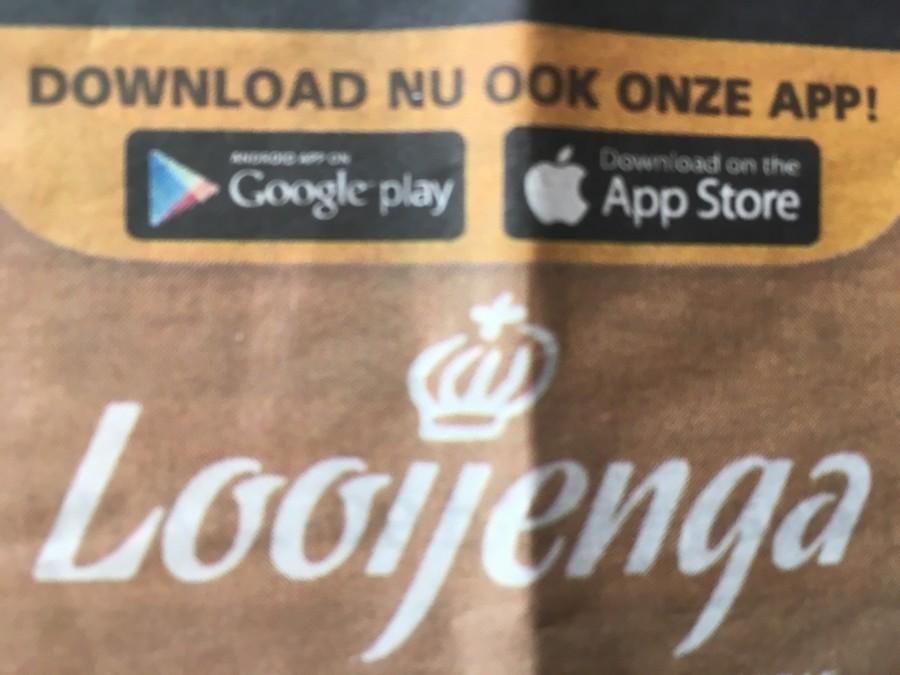 Looijenga app